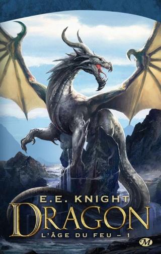 L'ÂGE DU FEU (Tome 1) DRAGON de E.E. Knight 1403-a11