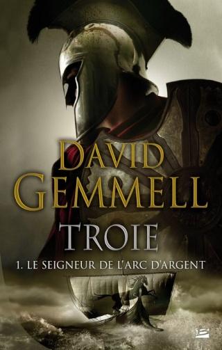 TROIE (Tome 01) LE SEIGNEUR DE L'ARC D'ARGENT de David Gemmell 1403-t10