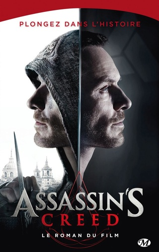 ASSASSIN'S CREED : LE ROMAN DU FILM de Christie Golden 17012016