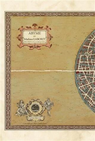 ABYME - L'INTÉGRALE  de Mathieu Gaborit 51-gkr10