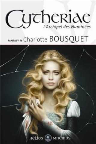 L'ARCHIPEL DES NUMINÉES (Tome 2) CYTHERIAE de Charlotte Bousquet 5132bi10