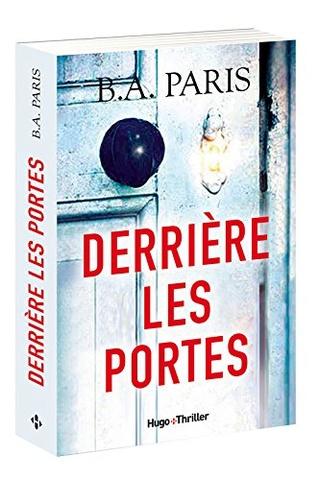 DERRIÈRE LES PORTES de B. A. Paris 51opuu10