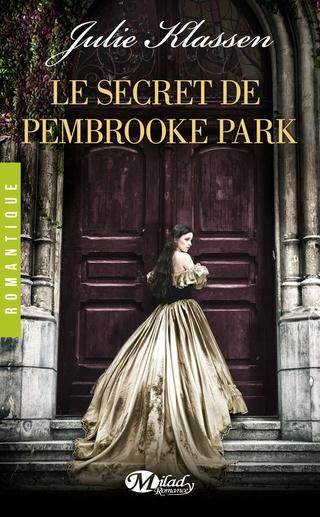 LE SECRET DE PEMBROOKE PARK de Julie Klassen 91zmgi10
