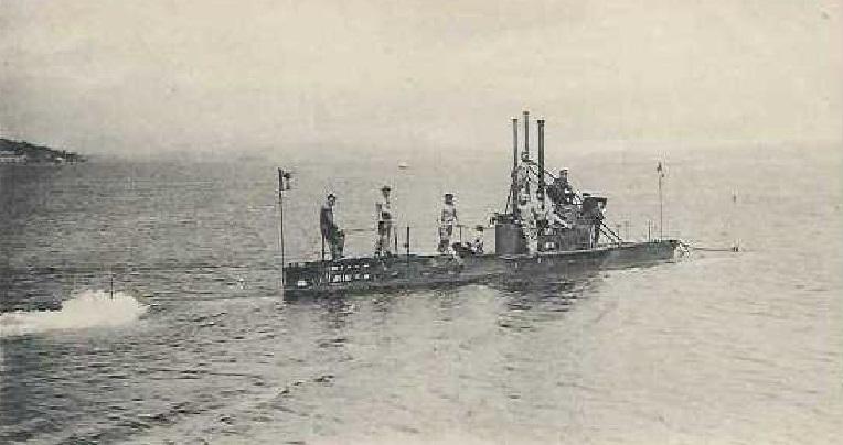 * ESTURGEON (1912/1912) * 145_0011
