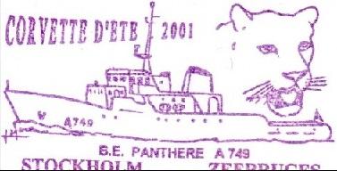 * PANTHERE (1982/....) * 20010711