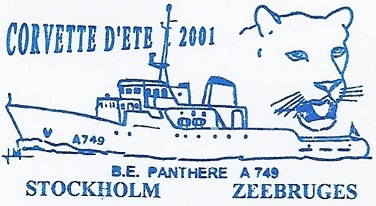 * PANTHERE (1982/....) * 20010712