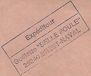 * BELLE POULE (1932/....) * 20010910