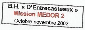 * D'ENTRECASTEAUX (1971/2008) * 20021110