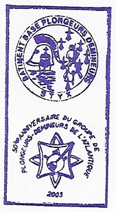 + 2ème GROUPE PLONGEURS-DEMINEURS  + 20031110
