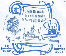 * LA BOUDEUSE (1987/2011) * 20070110
