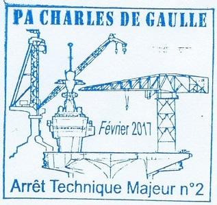 * CHARLES DE GAULLE (2001/....) * 2017-010