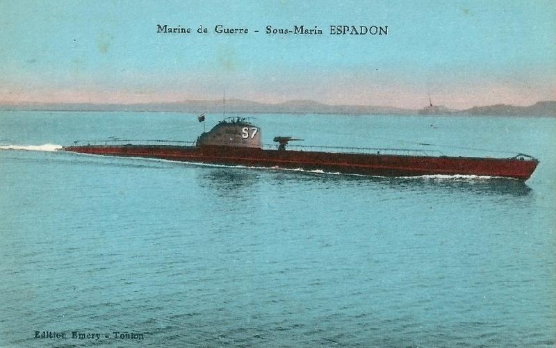 * ESPADON (1927/1942) * 335_0010