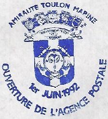 TOULON - AMIRAUTE - TOULON - MARINE 381_0010