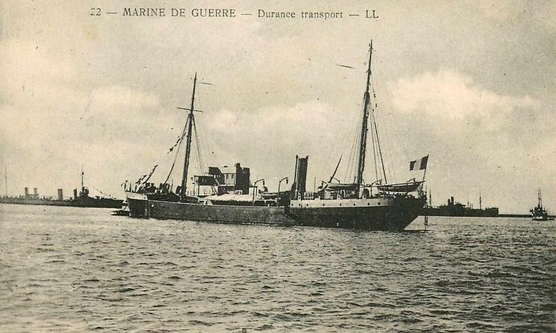 * DURANCE (1920/1942) * 390_0010