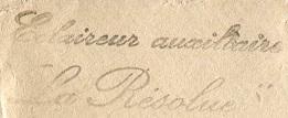 * RÉSOLUE (1915/1919) * 410_0011