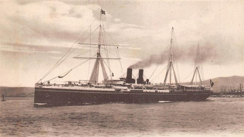 * DUMBÉA (1915/1917) * 429_0010