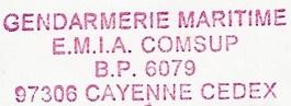 * CAYENNE - DEGRAD DES CANNES - KOUROU * 560_0010
