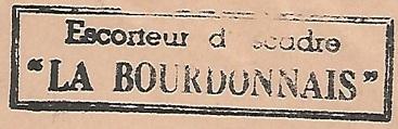 * LA BOURDONNAIS (1958/1977) * 600910