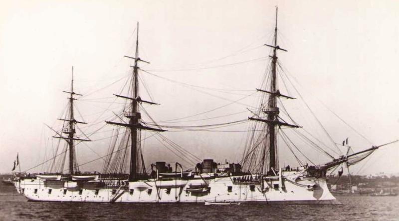 * DUQUESNE (1876/1901) * 601_0010