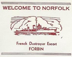 * FORBIN (1958/1981) * 611010