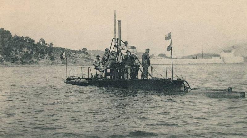 * DORADE (1905/1914) * 611_0010