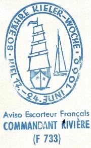 * COMMANDANT RIVIÈRE (1962/1992) * 620610