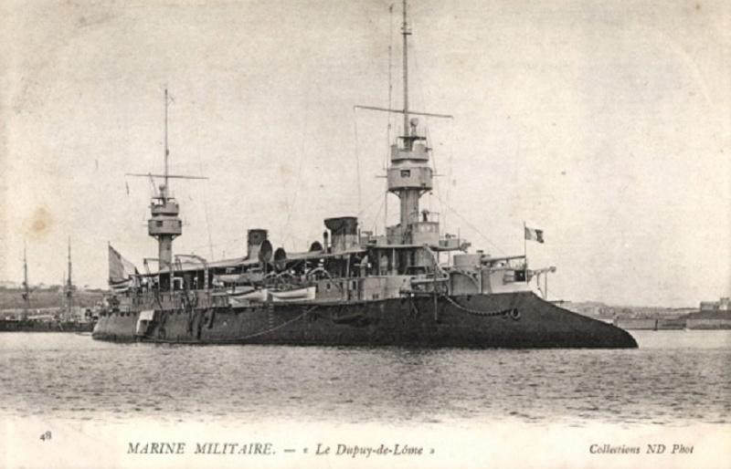 * DUPUY DE LÔME (1890/1910 et 1914/1920) * 665_0010