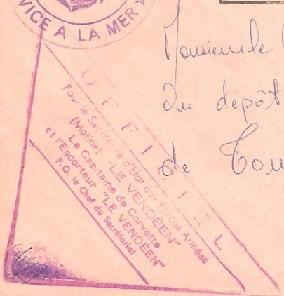 * LE VENDÉEN (1960/1982) * 68-0310