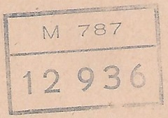 * JONQUILLE (1955/1984) * 680610