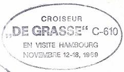 * DE GRASSE (1956/1973) * 691110