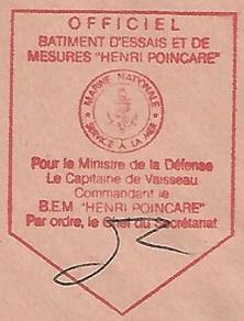 * HENRI POINCARÉ (1968/1992) * 720711