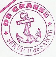 * DE GRASSE (1956/1973) * 730210