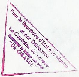 * DE GRASSE (1956/1973) * 7302_c10