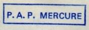 * MERCURE (1958/1991) * 810610