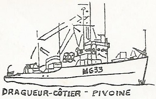 * PIVOINE (1955/1984) * 820311