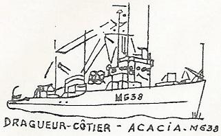 * ACACIA (1953/1984) * 820411