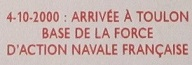 * CHARLES DE GAULLE (2001/....) * 834_0010