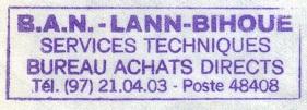 * LANN-BIHOUE * 8503_c11