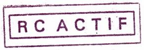 * ACTIF (1963/1995) * 900311