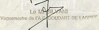 * DOUDART DE LAGRÉE (1963/1991) * 9003_c10
