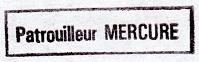 * MERCURE (1958/1991) * 91-0110