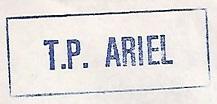 * ARIEL (1965/2000) * 910111