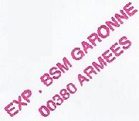 Garonne - * GARONNE (1965/2003) * 918_0010