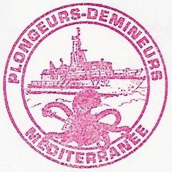 + 3ème GROUPE PLONGEURS-DEMINEURS + 930610