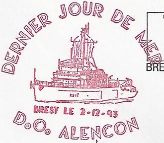* ALENÇON (1955/1993) * 931210