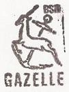 * GAZELLE (1978/2018) * 9408_c10