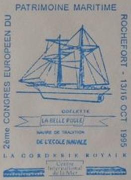 * BELLE POULE (1932/....) * 951011