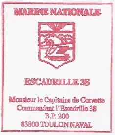 * ESCADRILLE 03 S * 961211