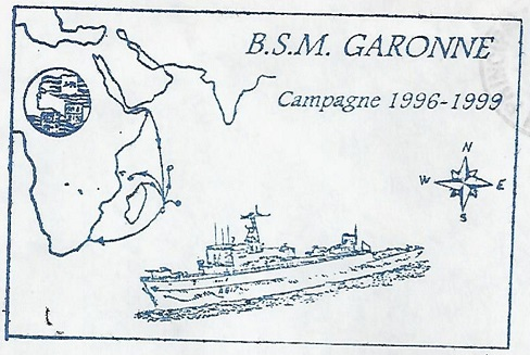 Garonne - * GARONNE (1965/2003) * 971110