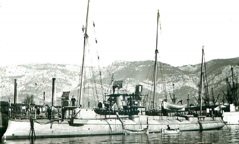 * FLÈCHE (1885/1910) * Aviso_12